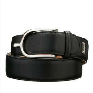Ariat English Spur Belt Size L Black